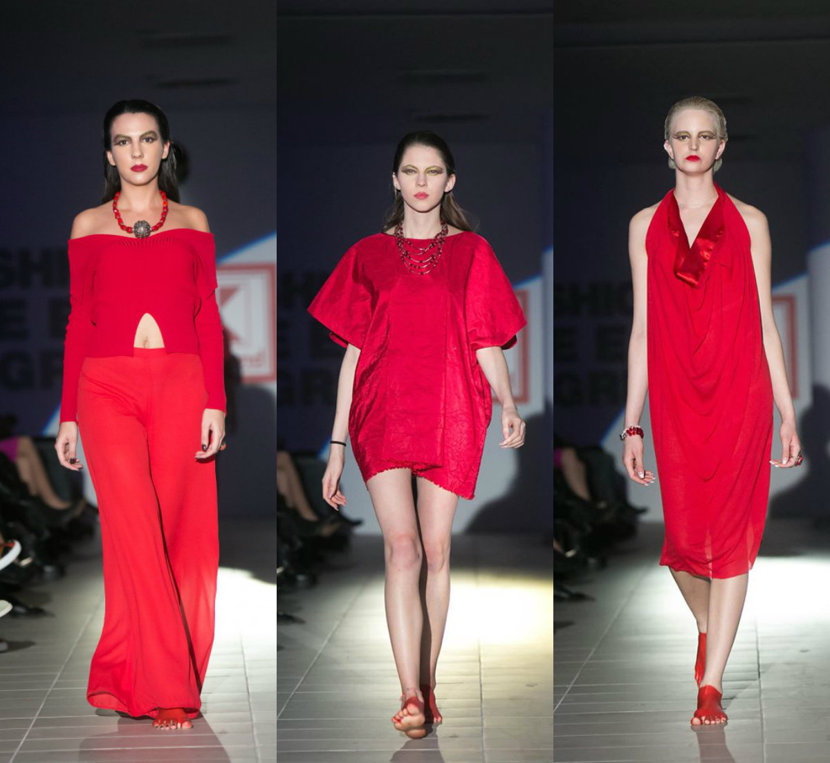 Summer 2016 Fashion Week Zagreb - Simone Manojlović