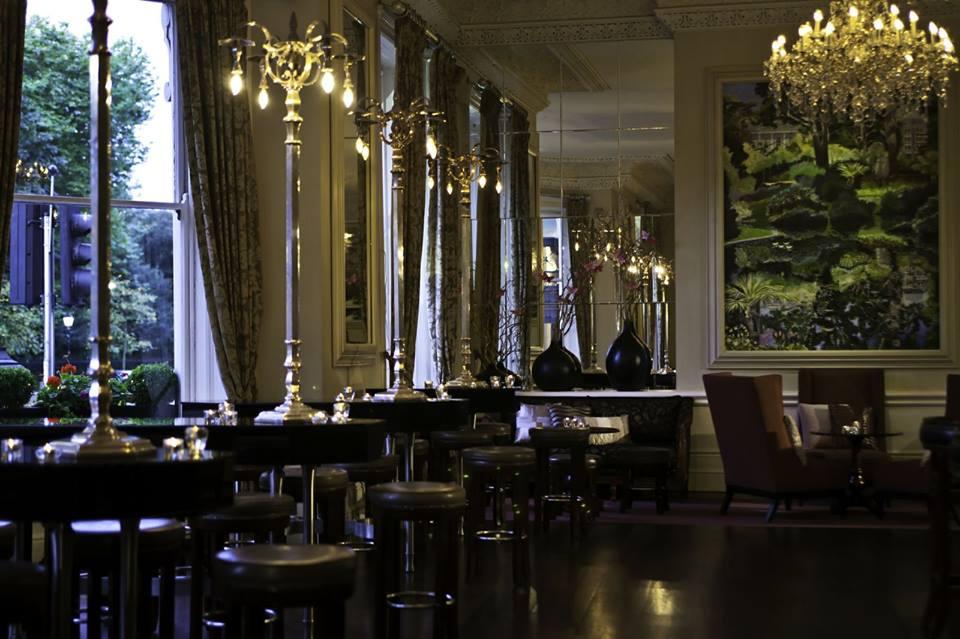 N27 Bar & Launge - The Shelbourne Dublin Renaissance Hotel