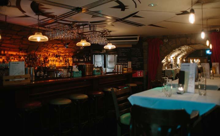 The Blind Pig Speakeasy Bar - Dublin